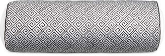 "Hotel Collection Greek Key 8"" x 22"" Decorative Pillow, Bedding"