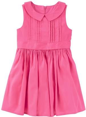 Osh Kosh Oshkosh Bgosh Girls 4-12 Pink Woven Dress