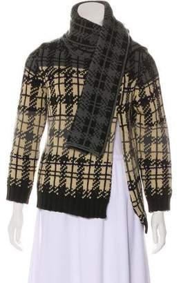 Dries Van Noten Wool Knit Cardigan