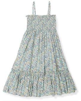 Bonton Girl Printed Dress(3-6 Years)