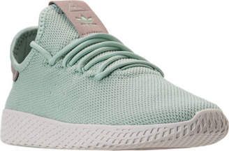 adidas Women's Pharrell Williams Tennis HU Casual Shoes