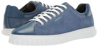 Salvatore Ferragamo Cube Sneaker Men's Shoes