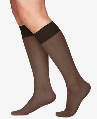 Berkshire Plus Size Ultra Sheer Knee Highs Hosiery 6460