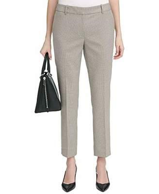 Calvin Klein Women's Modern Fit Novelty Pant