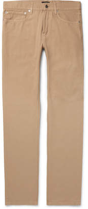 Dunhill Slim-Fit Denim Jeans - Camel