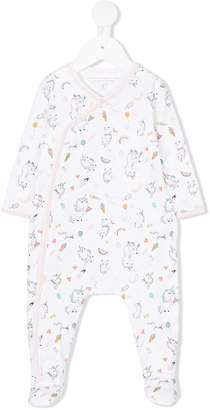 Little Marc Jacobs unicorn print pajamas