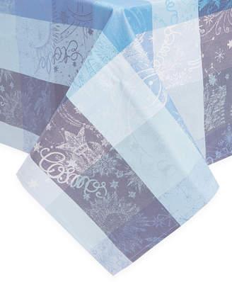 Garnier Thiebaut Garnier-Thiebaut Milles Couleurs Print Tablecloth