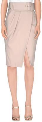 Elisabetta Franchi Knee length skirts