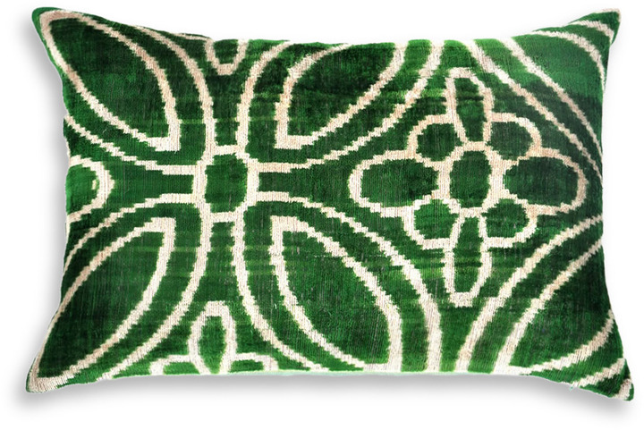 Jarsur Ikat Pillow