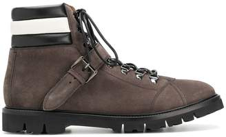 Bally X Swiss mountain boots