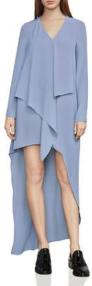 BCBGMAXAZRIA Kyndal Asymmetric High/Low Dress