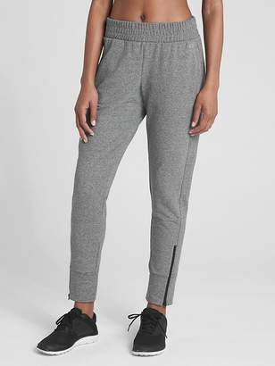 Gap GapFit All-Elements Fleece Side-Zip Joggers