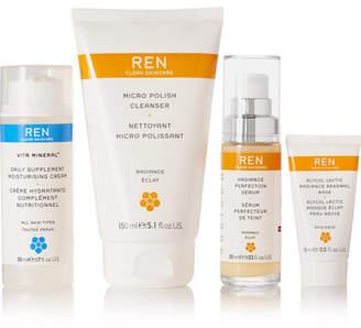 Ren Skincare Radiance Virtual Bundle - Colorless