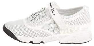 Christian Dior Fusion Floral Sneakers