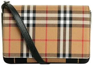 Burberry Vintage Check Cross Body Bag