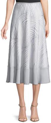 Nic+Zoe Bohemian Groves A-line Skirt, Petite