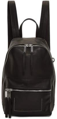 Rick Owens Black Mini Backpack