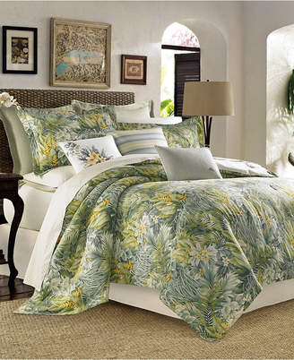 At Macyu0027s Tommy Bahama Home Cuba Cabana King 3 Pc. Duvet Set