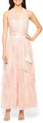 Chetta B BE BY Be by Sleeveless Evening Gown