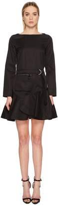 Sportmax Clair Long Sleeve Dress Women's Dress