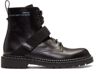 Valentino Black Garavani Always Coordinates Boots