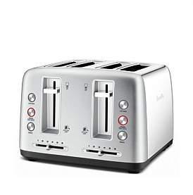 Breville Lta670Bss The Toast Control 4 Slice Toaster