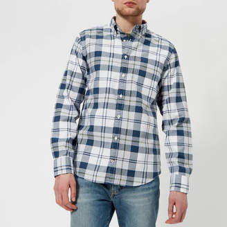Tommy Hilfiger Men's Oxford Check Shirt