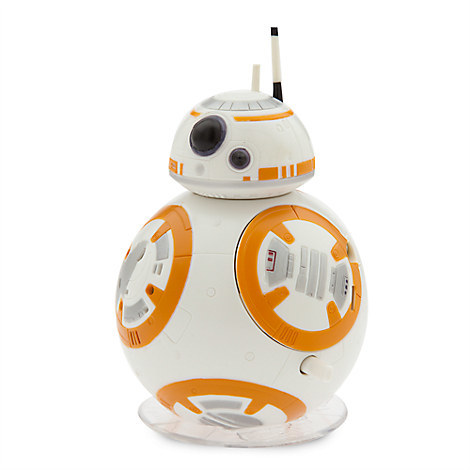BB-8 Wind-Up Figure With Stand
