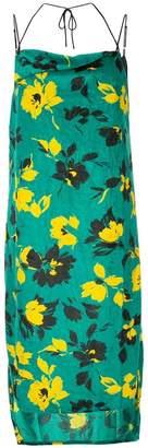 Puma Maison Yasuhiro floral print dress
