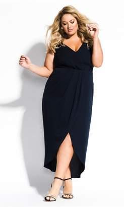 01ff405209697 City Chic Blue Maxi Dresses - ShopStyle Australia
