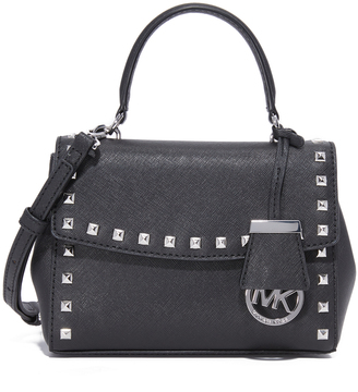 MICHAEL Michael Kors Studded Ava Cross Body Bag $198 thestylecure.com