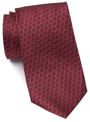 Ermenegildo Zegna Silk Triangles Tie