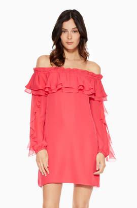Parker Isa Combo Dress