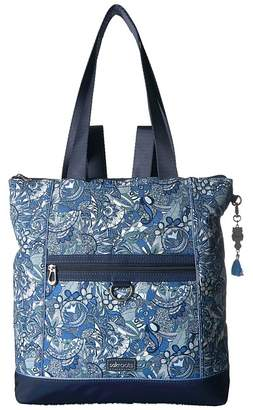 Sakroots Chelsea Convertible Totepack Backpack Bags