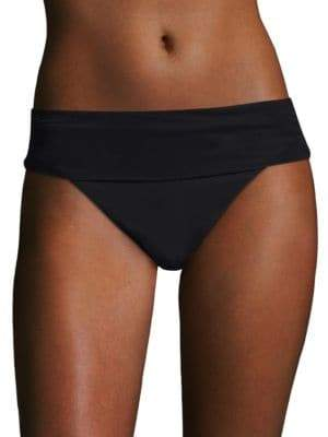 Miraclesuit Amoressa by Amoressa by Women's Gimlet Basic Bikini Bottom - Black - Size 14