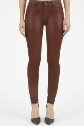 Articles of Society Burgundy Skinny Jeans