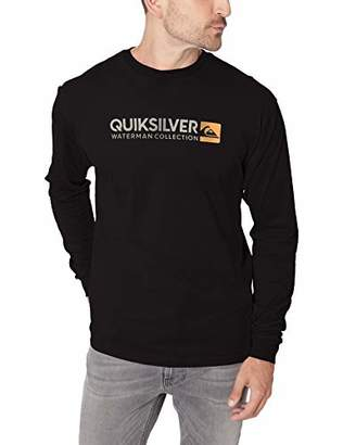 Quiksilver Waterman Men's Onstand Long Sleeve Shirt