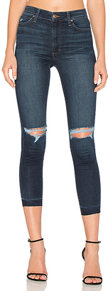 Joe's Jeans The Charlie High Rise Crop Skinny $189 thestylecure.com