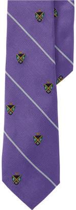 Polo Ralph Lauren Men's Crest Silk Tie