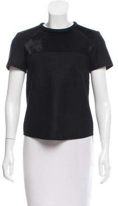 Isabel Marant Ponyhair Wool Top