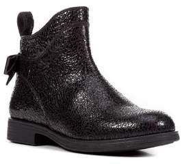 Geox Agata Metallic Ankle Boot