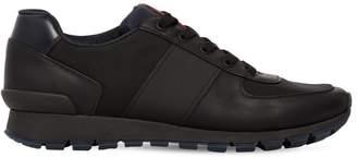 Prada Match Race Cordura Running Sneakers