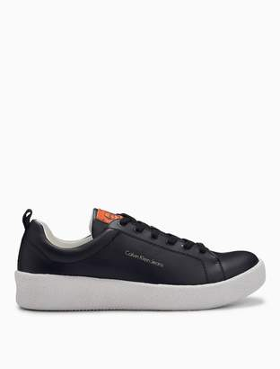 Calvin Klein gerald leather sneaker