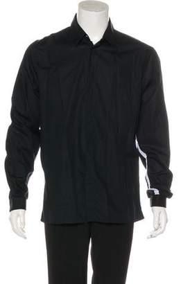 Thierry Mugler Solid Dress Shirt w/ Tags