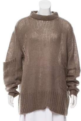 Acne Studios Oversize Mohair Sweater