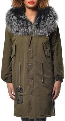 Gypsetters Parka Fur Collar