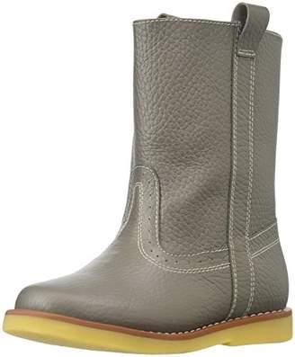 Elephantito Girls' Western Boot (Tod/YTH) - - 9 Toddler