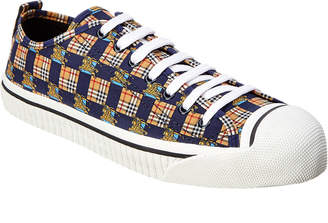 Burberry Tiled Archive Print Sneaker