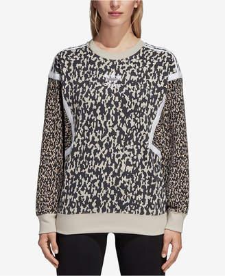 adidas Leoflage Printed Sweatshirt