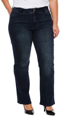 Angel Modern Fit Bootcut Jeans